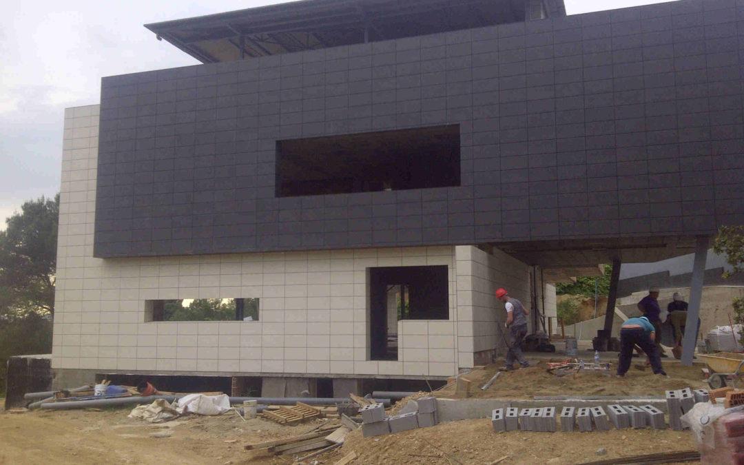 Casa + despacho en Bellaterra (BLL-262)