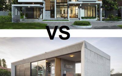 Casas Prefabricadas de Madera VS Casas Prefabricadas Hormigón
