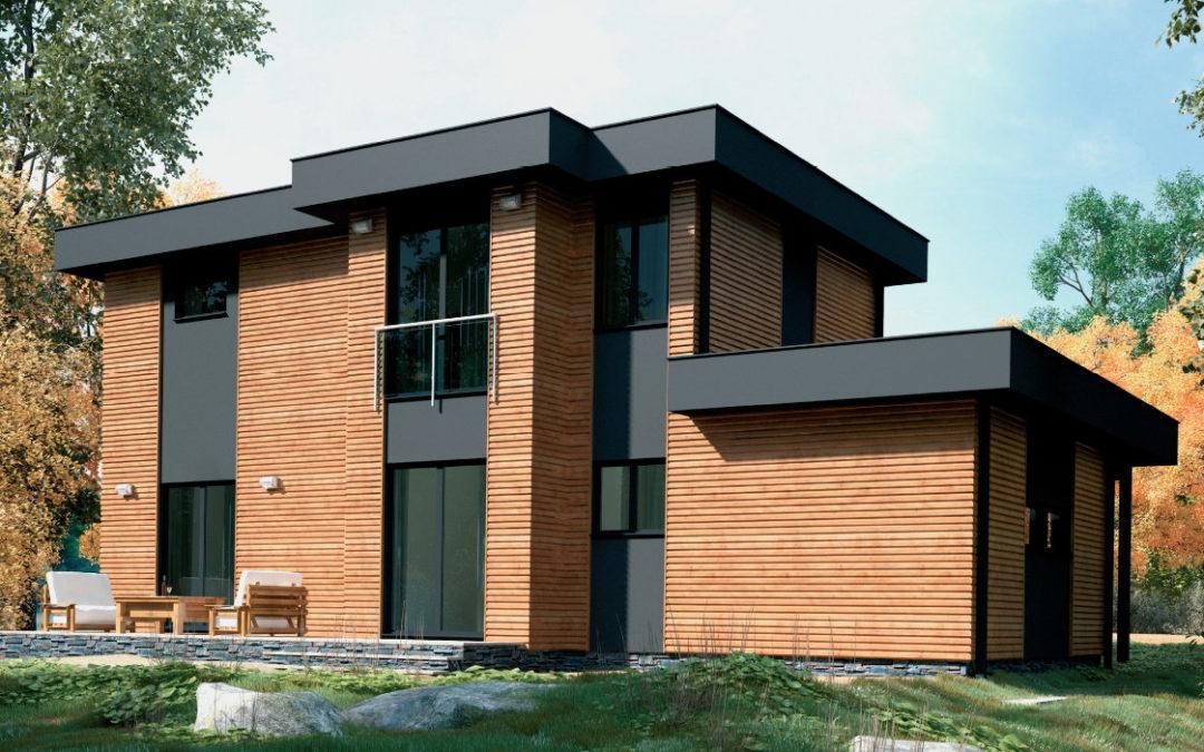 Diferencias entre las casas prefabricadas con madera CLT y de hormigón