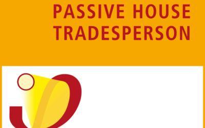 GSI certificada con clasificación Passive House